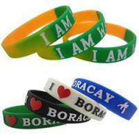 Quality silicone wristband-024 for sale