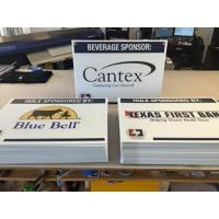 Advertising Board Product: yard sign with H stakes ,coroplast sign