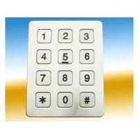 stainless steel keypad K6