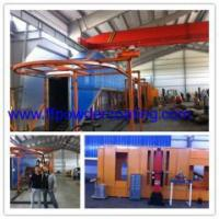 Quality Powder Coating Plant For The Guardrail for sale