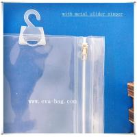 Quality PVC / EVA / PE clothing package Biodegradable Clear EVA Garment Packaging Bag for sale