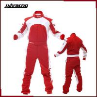 Quality Fire Fighting Helper Suit Sport Car Karting Rally Racing Suit Apparel Overalls Sportswear for sale