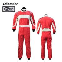 Quality jxhracing Two Layers Aramid Fire Protection Auto Go Kart Racing Suit-SFI rated C021HA for sale