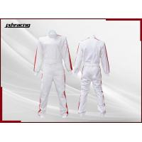 Quality Car Racing Suit SFI Rated 2 Layer One Piece Flame Retardant RB-CR028 for sale