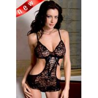 Quality New Item Black Sexy Lace Teddy for sale