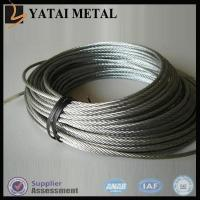 Quality Stainless steel wire rope (001) for sale