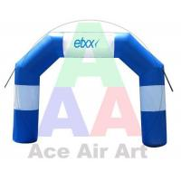 3A-AS21commercial applied inflatable arch door for sale