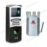 Buy cheap Fingerprint RFID Door Entry Systems with Wireless Access Control Lock product