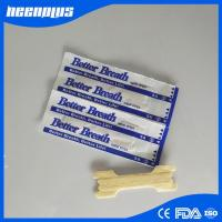 Quality Hot sale nose strips stop snoring / anti snoring nasal strips for better breath for sale
