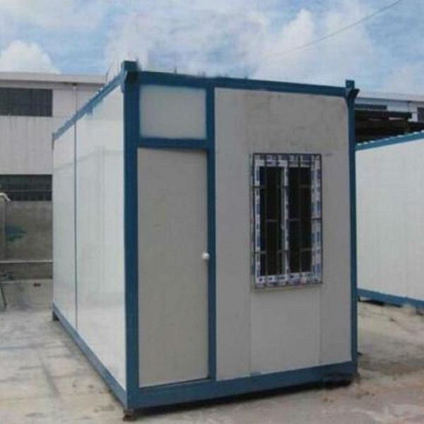 China Container Houses Simple Home Container