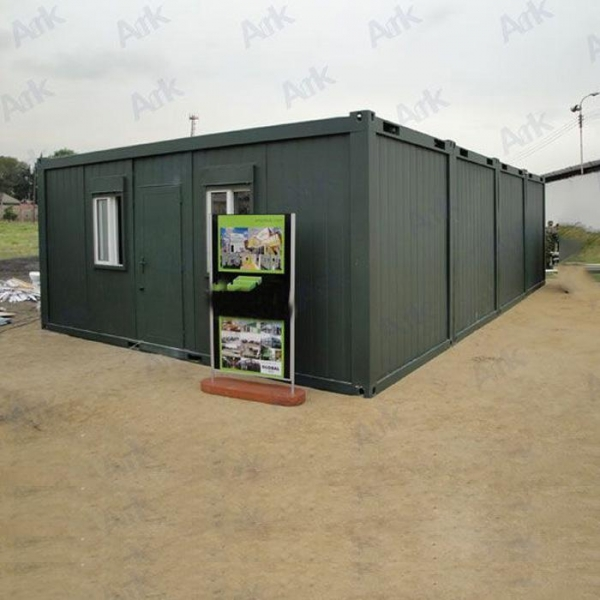 China Container Houses Safe Home Container