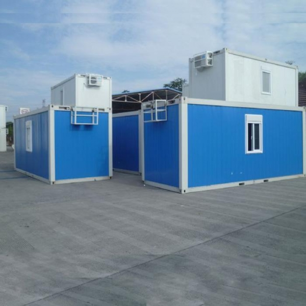 China Container Houses Cheap Prefabricated Container Houses Made In China