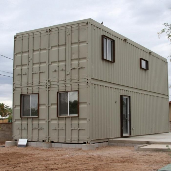 China China Flat Pack Container House Container Home For Sale