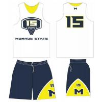 Buy cheap Polyester Basketball Jersey from wholesalers