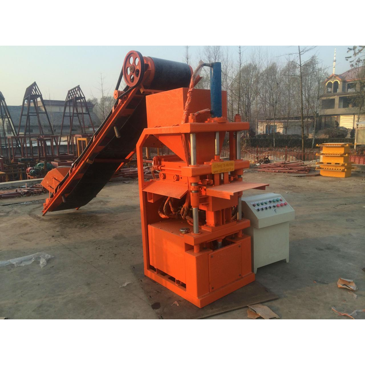 Quality non-burned Clay brick machine ES1-10 for sale