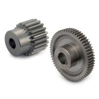 China Metal spur gear on sale