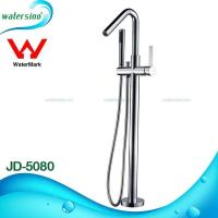 Quality Chrome plated best quality bathtub mixer with diverter JD-5080 for sale