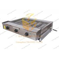 Quality Double Tank Stainless Steel Gas Fryer for sale