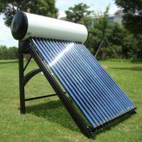 China Solar Water Heater Product  Non-pressurized solar water heater on sale