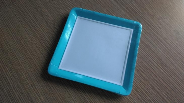 Buy square paper plates wholesal Square Paper Plate at wholesale prices