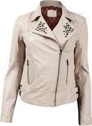 Buy cheap Durango Leather Co. DEMI MONDE Women's Leather Jacket - White from wholesalers