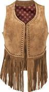 Buy cheap Durango Leather Co. SPRING BEAR Women's Leather Vest - Tan from wholesalers