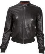 Buy cheap Durango Leather Co. WILD CAT MOTO Women's Leather Jacket - Black from wholesalers