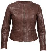 Buy cheap Durango Leather Co. WILD CAT Women's Leather Jacket - Brown from wholesalers