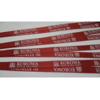 customized highest quality polyester lanyard