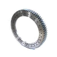Construction machinery ring gear