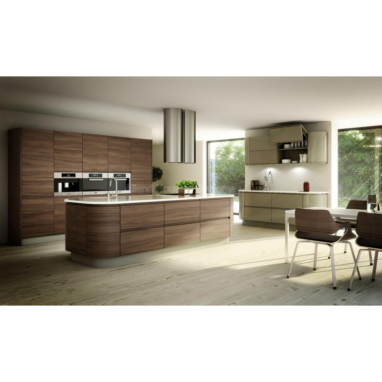 Buy cheap Laminated Finish Kitchen ADK205 from wholesalers