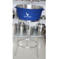 China Barware Ice bath with stand on sale