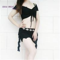 Quality CHUSA-SWEGAL Belly dance Training wear 201605022SW for sale