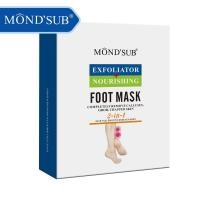 Quality FNE4-004 Exfoliator and Nourishing Foot Mask for sale