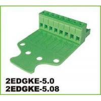 """Quality Plug-in Terminal Block 2EDGKE-5.0/5.<strong style=""""color:#b82220"""">08</strong> for sale"""