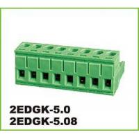 """Quality Plug-in Terminal Block 2EDGK-5.0/5.<strong style=""""color:#b82220"""">08</strong> for sale"""