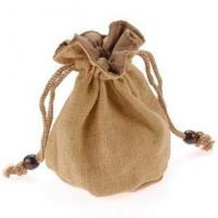 Quality promotion jute bag manufacture for sale