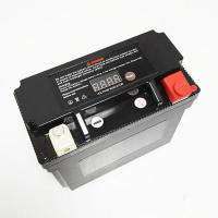 Quality Peak at 300A motorcycle starter lithium battery 12V 10Ah GSL1210 for sale
