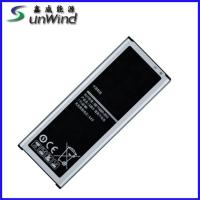 China SAMSUNG battery for Samsung note 4 on sale