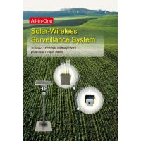 Buy cheap Solar-Wireless Surveillance System Products product