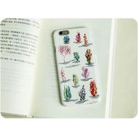 Quality seabed seafloor vegetation Hard PC phone cases for sale