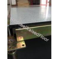 Quality Tiny sides with steel panel Raised Access Floor for equipment - rooms for sale