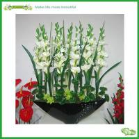 China Artificial flower arrangements artificial magnolia flower & anthurium artificial flowers on sale