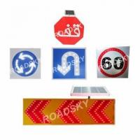 Buy cheap Roadsky Electronic Traffic Safety Signs product