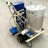 Quality Roadsky RS-1B Series Thermoplastic Road Line Marking Machine for sale