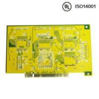 China Goldfinger-4layers-Multi-layer PCB on sale