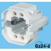 Quality G24 lamp holder for sale