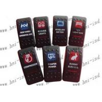 Buy cheap Rocker Switches HM-RS-6010-13 201512421223 from wholesalers