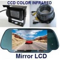Buy cheap CCD Color Rear View Backup Camera & TFT LCD Mirror Monitor from wholesalers