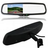 Buy cheap Auto Dimming Rear View Mirror with TFT LCD 4.3